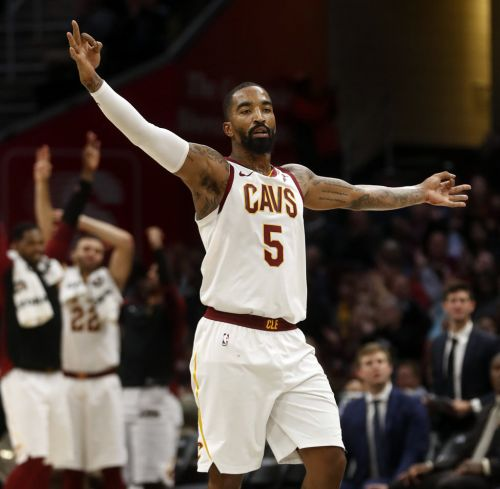 JR Smith, Cleveland Cavaliers part ways as team continues to work on trade