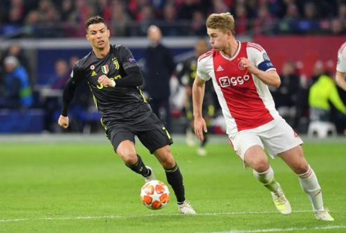 Ajax's De Ligt joins Juventus for 75 mln euros: Italian club