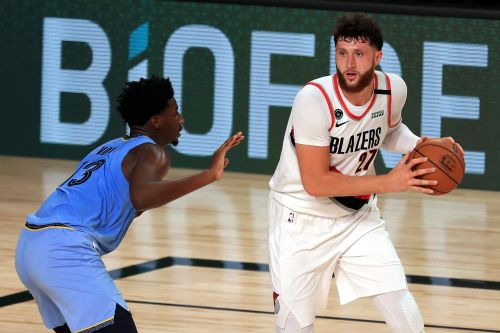 Blazers star Jusuf Nurkic loses grandmother to COVID-19