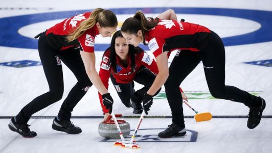 Einarson's five-game win streak ends with loss to Japan at world curling playdowns