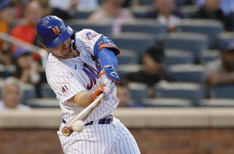 Pete Alonso's three RBI help Mets earn 3-2 win over Cubs