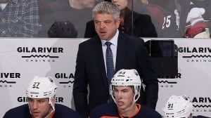 Struggling Oilers replace fired head coach McLellan with Hitchcock
