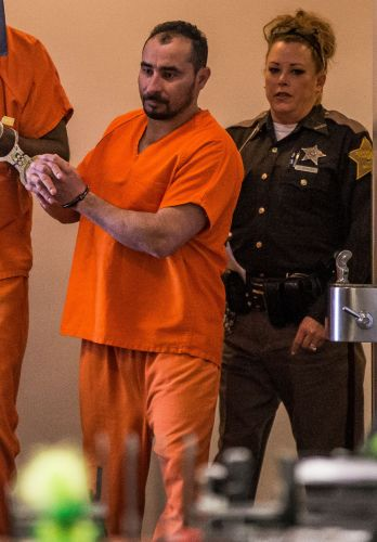 Drunken driver previously deported pleads guilty in deaths of Colts player, Uber driver