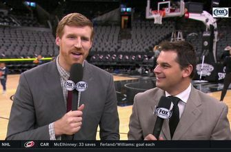 Spurs contain the Warriors in 104-92 win   Spurs Live