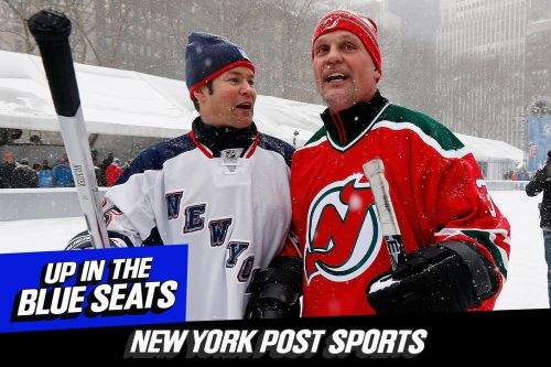 Listen to Episode 31 of 'Up In The Blue Seats': Rangers-Devils Rivalry, NYC Radio feat. Ken Daneyko, Sid Rosenberg