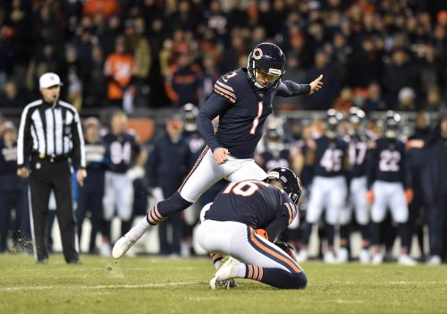 New Titans kicker Cody Parkey has moved on from the double doink: 'It's a new year'
