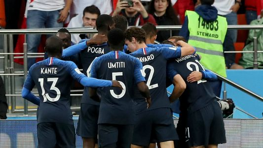Matuidi: More to come from France at World Cup