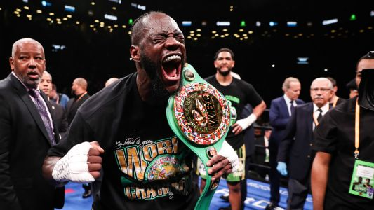 Deontay Wilder's generational power and continued lip service: The good, bad and dirty in the week of boxing