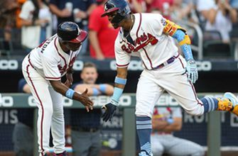 Ronald Acuña Jr. solo homer is difference in Braves' brisk 1-0 win over Cardinals