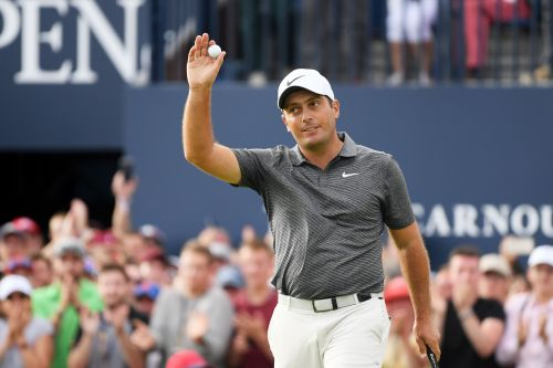 Francesco Molinari wins British Open as Tiger Woods makes Sunday charge