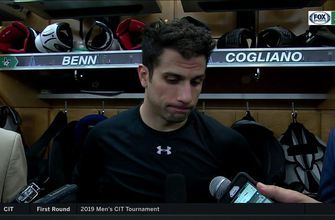 Andrew Cogliano on loss to Penguins