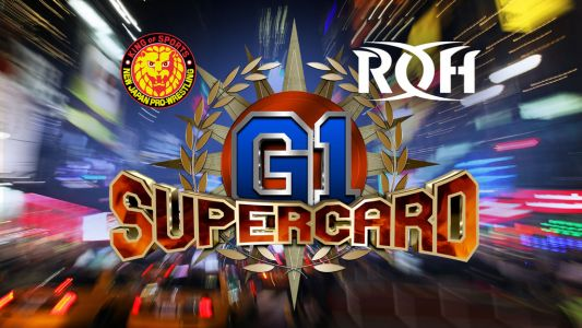 ROH/NJPW G1 Supercard matches, date, start time, location, rumors