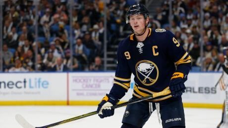 Forced to play d-man up front, Sabres GM says team is 'actively seeking' forward
