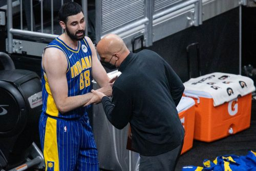 Indiana Pacers suspend assistant coach Greg Foster, fine center Goga Bitadze for argument