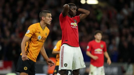 Solskjaer defends Pogba after costly pen miss