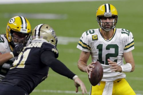 Aaron Rodgers pushes 3-0 Packers past Saints