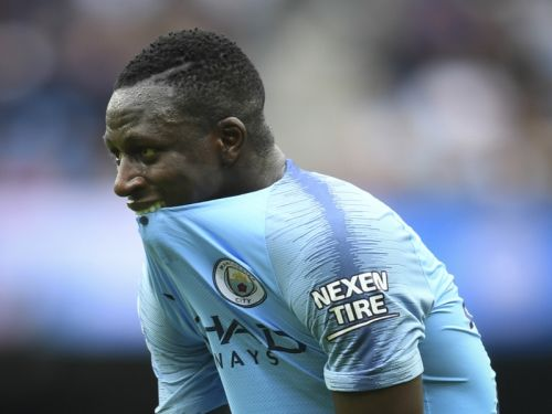 Mendy vows to put down his phone and listen to 'chief' Guardiola