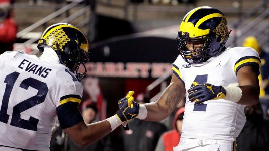 Michigan takes care of business against outclassed Rutgers