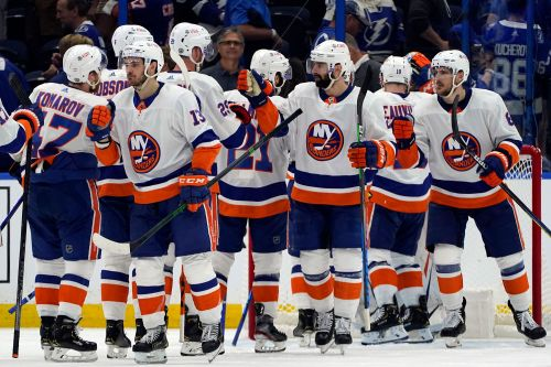 Islanders' makeover is nearing its completion