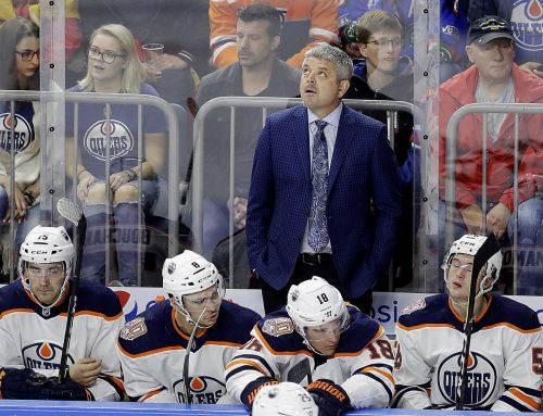 Struggling Oilers fire head coach Todd McLellan, name Ken Hitchcock as replacement