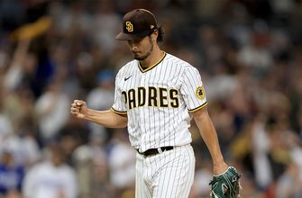 Yu Darvish shines with 11 strikeouts over six innings, Padres beat Dodgers, 6-2