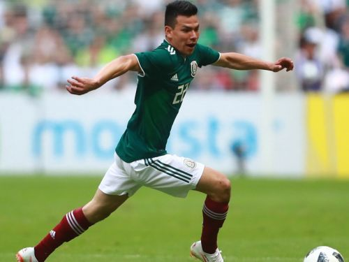Lozano could be breakout star of World Cup - Gutierrez