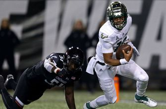 USF drops third straight in 35-23 loss to No. 25 Cincinnati
