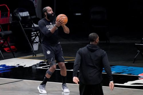 Nets say Harden available to play in Game 5 vs Bucks
