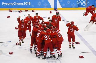 Despite doping ban, Russian athletes prepare for Olympics