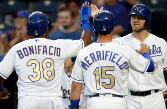 Bats come alive early as Royals hold off Twins' near comeback in 6-5 victory
