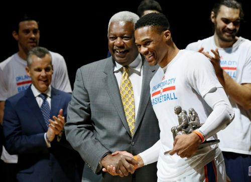Russell Westbrook one triple-double from Oscar Robertson's NBA record